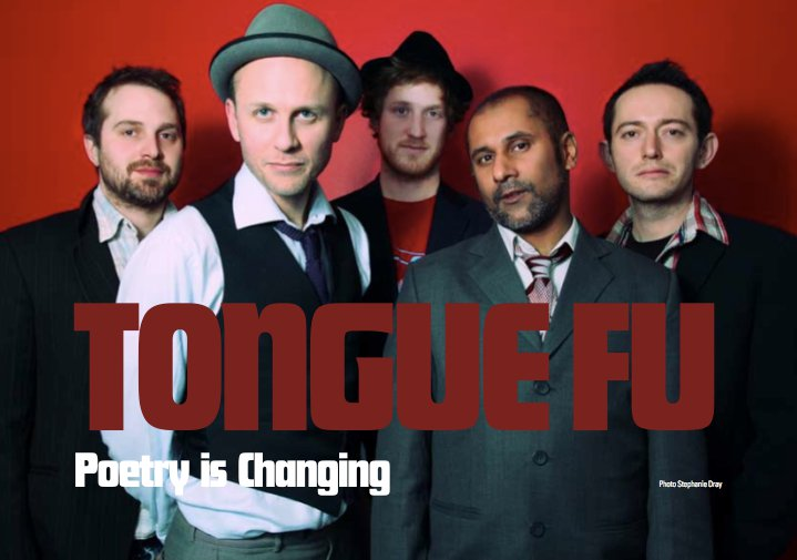 Tongue Fu Gets Us Tongue-Tied at London Wonderground's Spiegeltent
