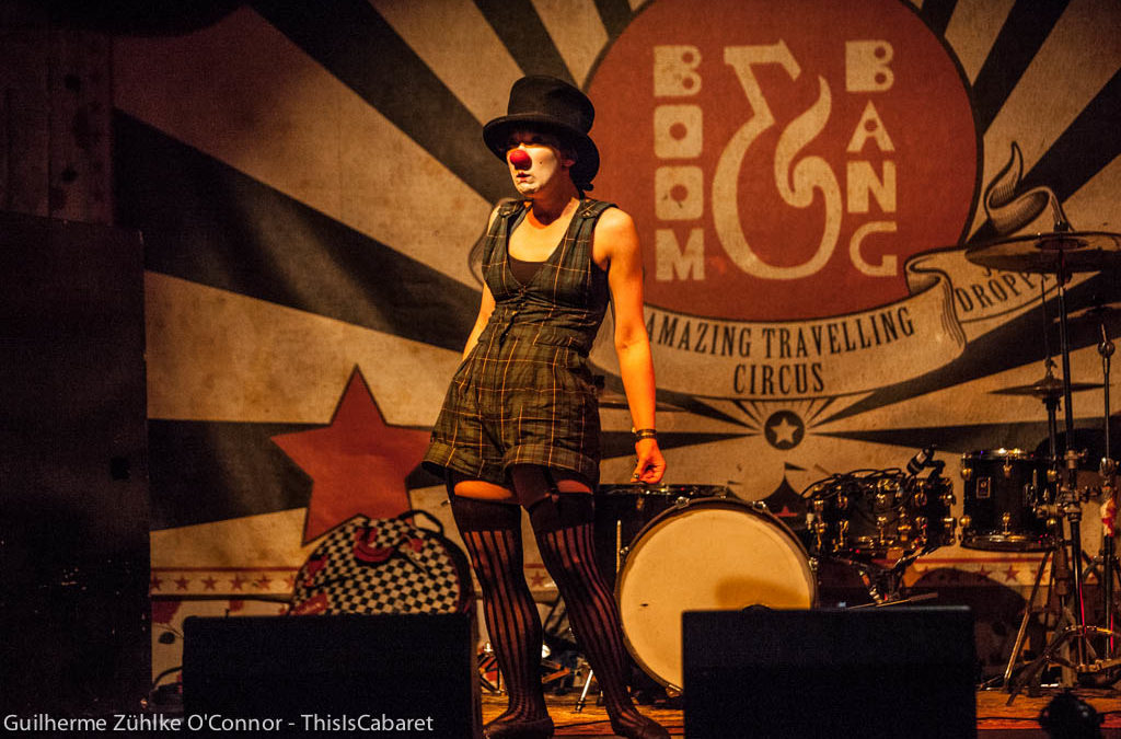 In Pictures: Boom & Bang Circus At Lounge On The Farm Festival
