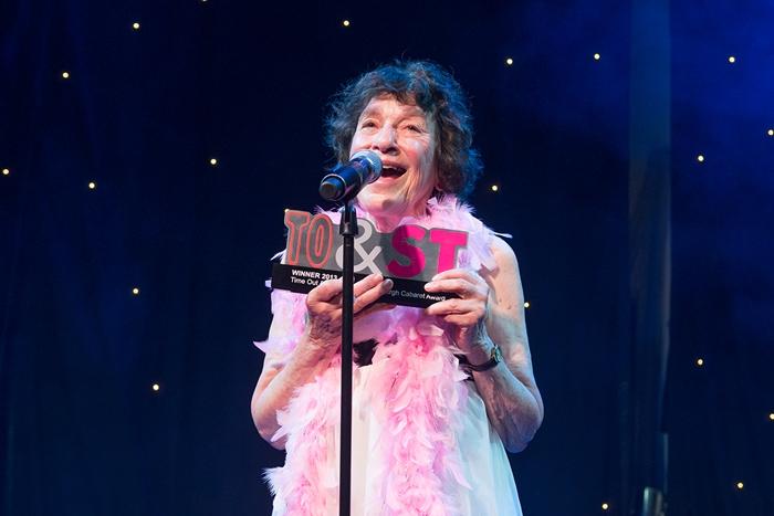 Stripping Septuagenarian Wins Edinburgh Fringe's TO&ST Cabaret Award