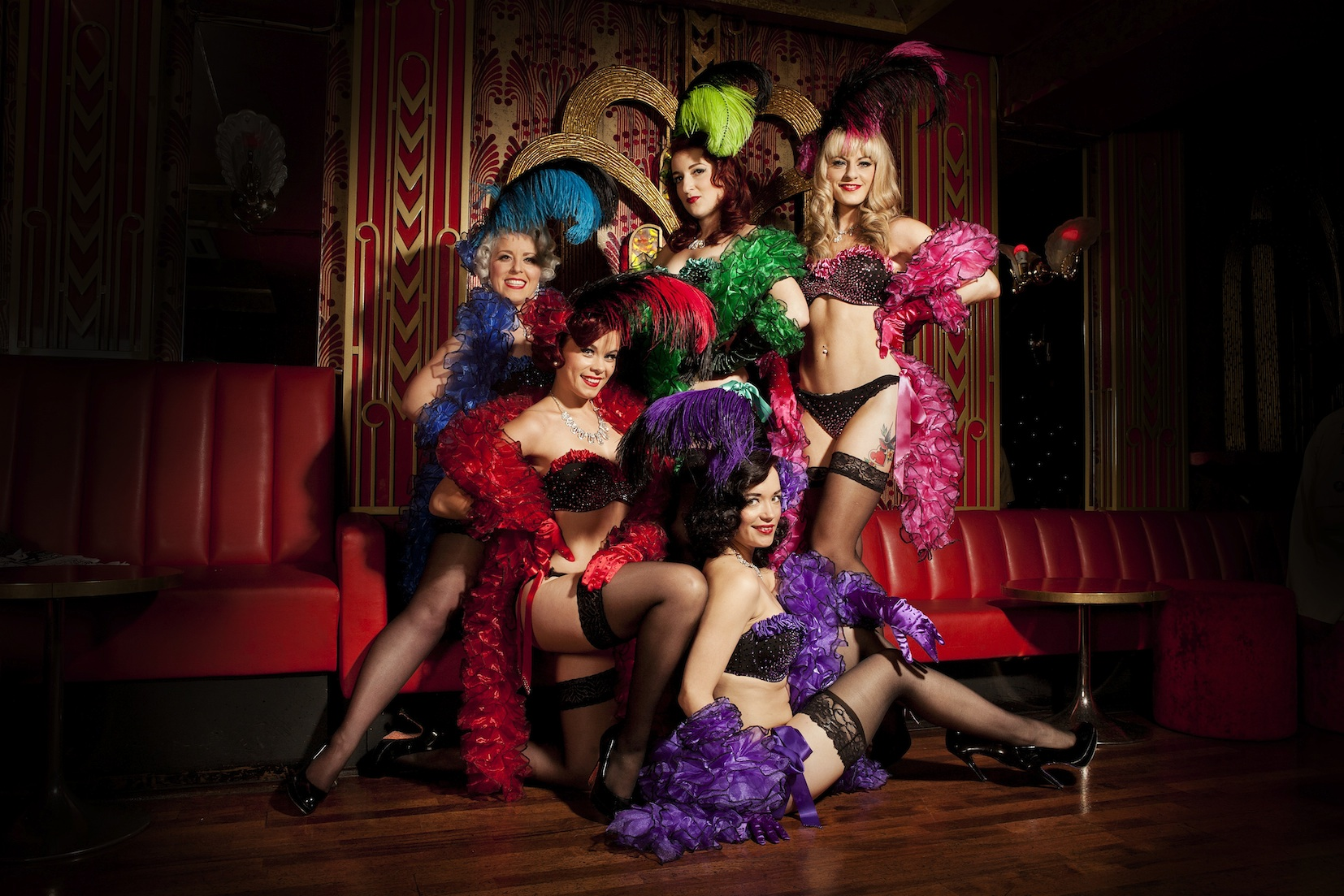 Seven Questions You Should Never Ask A Burlesque Performer