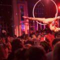 Jackie Le at Dark Circus, September 2013