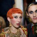 Missy Macabre and Joe Black at Dark Circus, September 2013