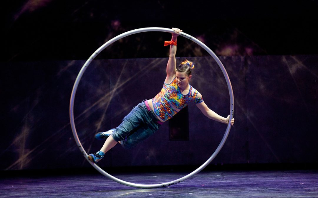 Go To The Circus This October! Events Rundown