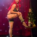 Uma Thurman, eat your heart out: Jeanie Wishes was a burlesquing Poison Ivy