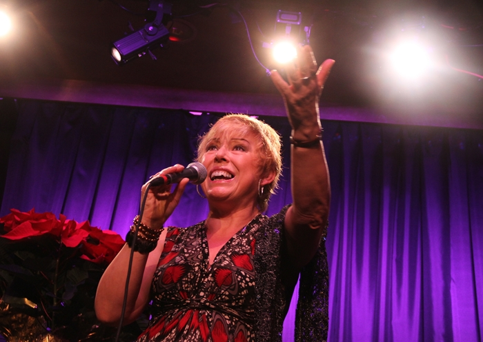 Review: Barb Jungr's Mad About the Boy – And No Regret