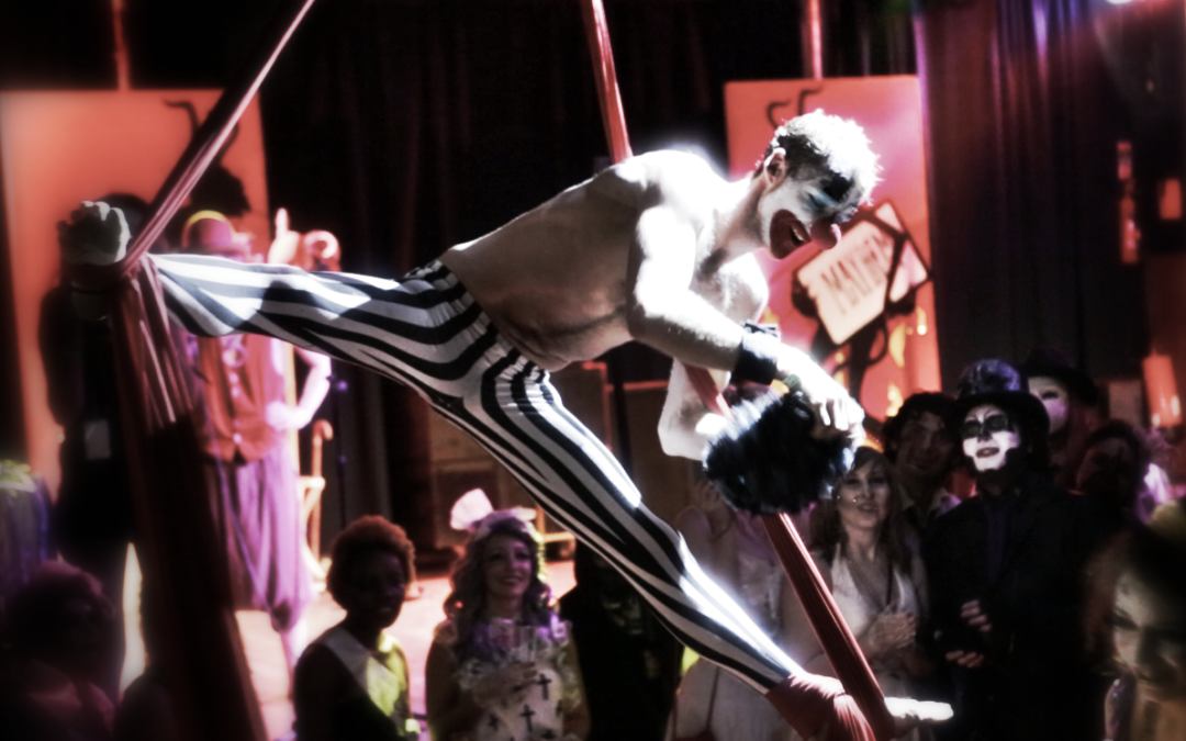White Mischief's Hallowe'en Spectacular: The Fancy Dress Theme Night With Benefits
