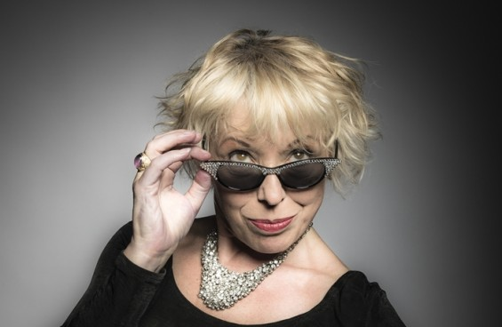 "Barb Jungr is a cabaret singer. ""If you don't like it, fuck off."""