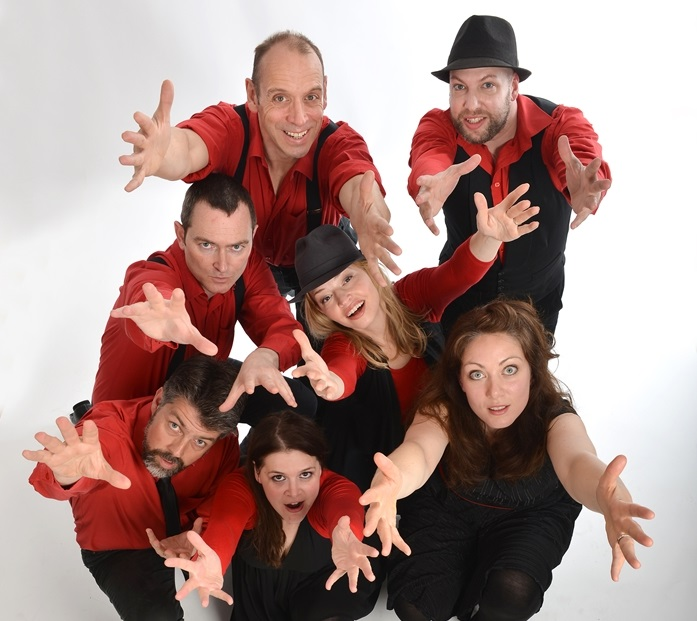 Review: The Showstoppers Improvised Musical