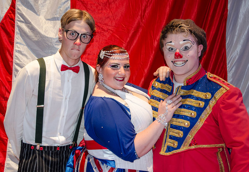 Review: Gerry Cottle's Circus Presents WOW! 50 Acts Into 100 minutes.