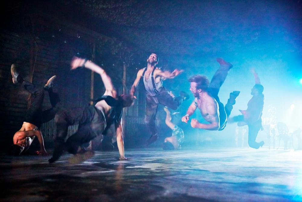 Ten Ways Punchdrunk Are Rewriting The Rule Book For Theatrical Cabaret