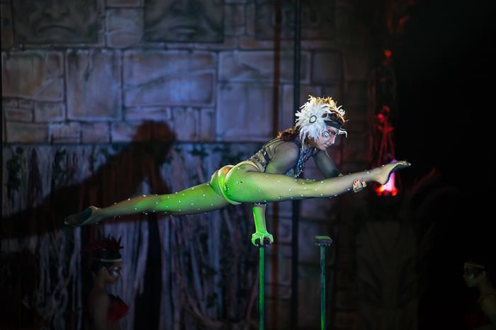 How Crazy Is Zippos Cirque Berserk?