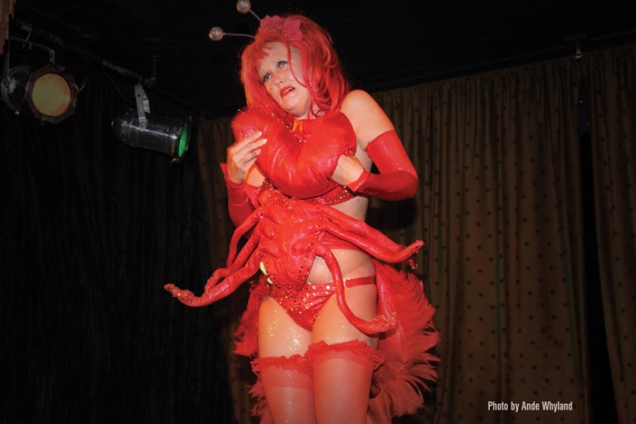 Going Underground: New Documentary On The Big Apple's Cabaret Scene Comes To London This Week