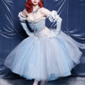 Gwen Lamour as the Fairy Godmother
