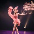 Champagne Sparkles at the Stockholm Burlesque Festival 2013