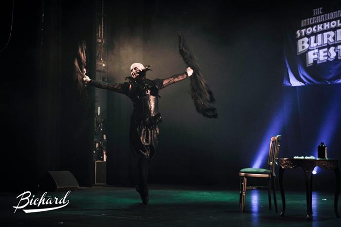 Lou Safire's Stockholm Burlesque Festival Diary