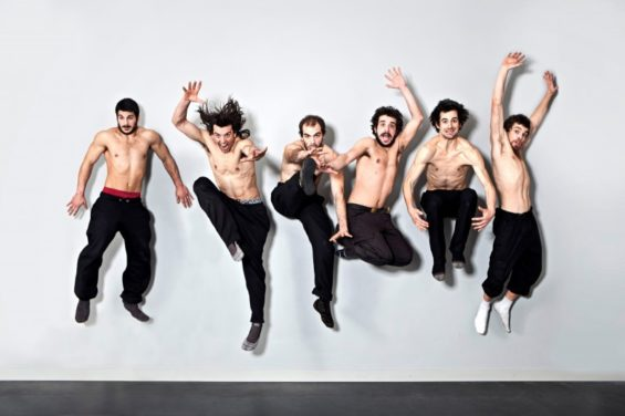 La Meute appear at the Roundhouse this month as part of Circusfest 2014.