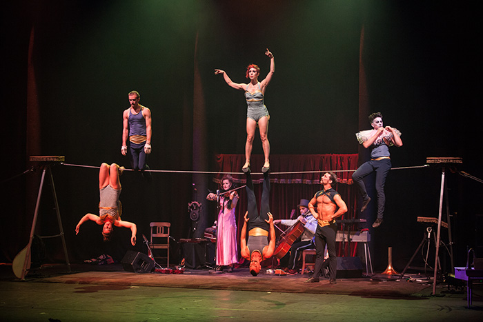 Circusfest 2014 Review: She Would Walk The Sky
