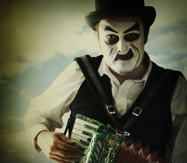 Interview: The Tiger Lillies' Martyn Jacques