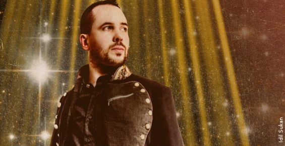 Abandoman's new show will be at the Udderbelly tonight and tomorrow.