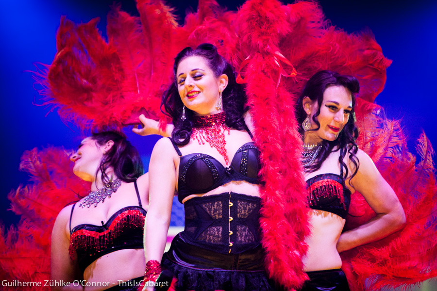 Interview: House of Burlesque's Tempest Rose