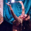 Aurora Galore at 3 Serpent Circus