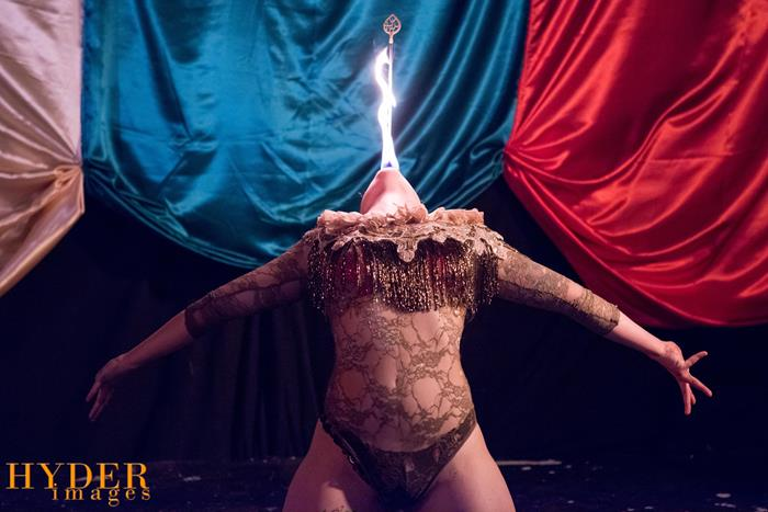 Who Are The UK's Top 20 Burlesque Performers?