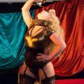 Lydia Darling at the 3 Serpent Circus