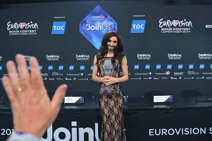 Who Loves Conchita Wurst The Most? Not The UK And Irish Public…