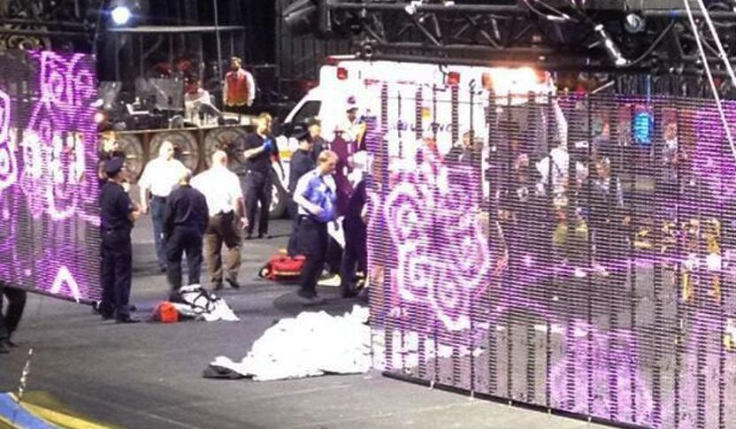 Eleven Acrobats Injured In Rhode Island Fall