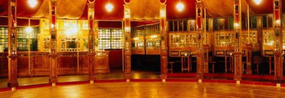 The Spiegeltent opens its doors this week for a five-month carnival of cabaret.