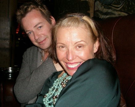 Julian Clary and Barb Jungr's friendship dates back to the 1980s.