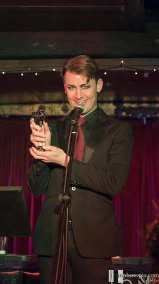 Dusty Limits wins Best Host at very first awards