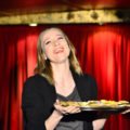 Sarah-Louise Young wins the tenth anniversary special of Cheese 'n' Crackers.