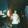 Paul L Martin as West End Wendy in Trinity's Cabaret – approx. 2003!