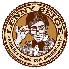 Lenny Beige will be recreating his old stomping ground this Friday.