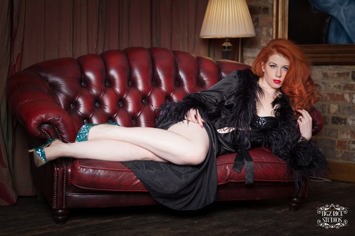A Showgirl's Guide to Surviving The Edinburgh Fringe