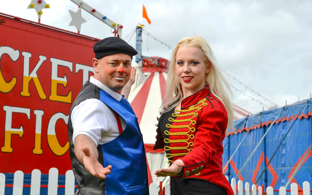 Circus Treats: What's On in August