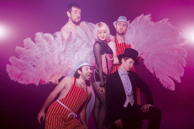 Cabaret Opera Review: Gloria – A Pigtale