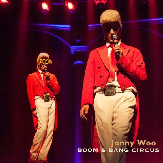 Boom & Bang host and alt-drag legend Jonny Woo