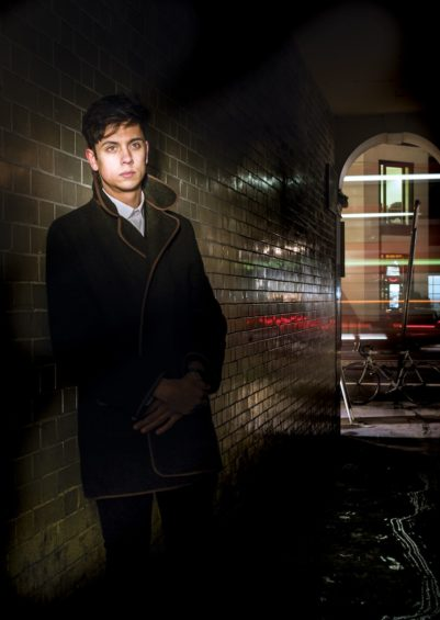 Ben Hart soho portrait-3