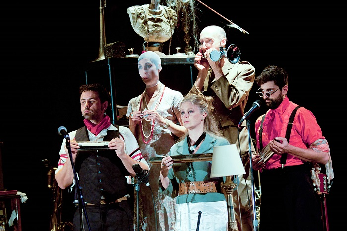 Review: L'Orchestre D'Hommes-Orchestres' Shattered Cabaret: The Songs of Kurt Weill