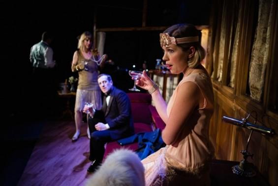 La Traviata runs until 14 September at the Soho Theatre.