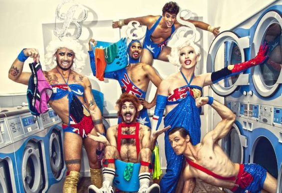 Does the all-swing, all-dancing circus/drag/burlesque experience runs until 28 September.