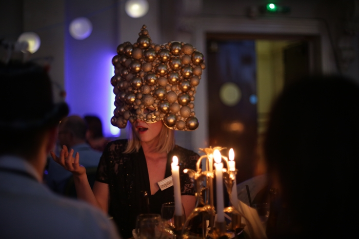 Surrealist Dinner Party by Lemonade & Laughing Gas. Images: Toby McKay of Boogaloo Productions