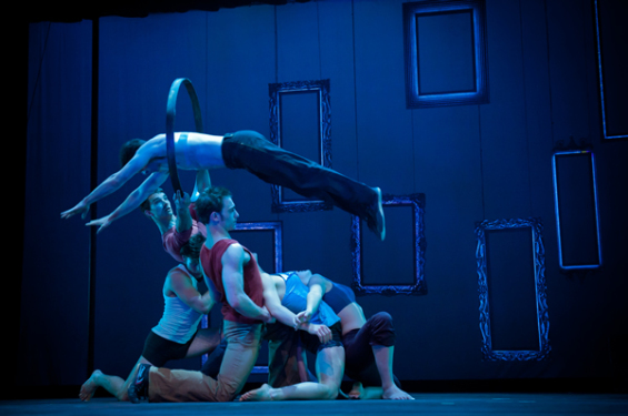 Séquence 8 continues at the Peacock Theatre until 4 October.