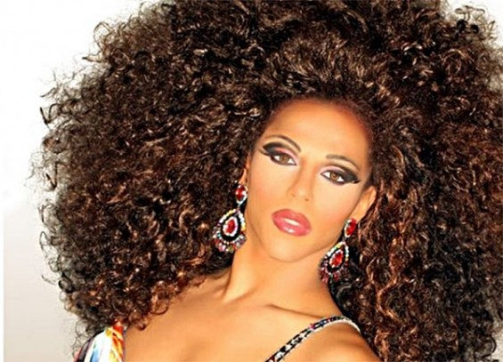 Shangela appeared in Seasons 2 and 3 of RuPaul's Drag Race. But, you knew that, right?