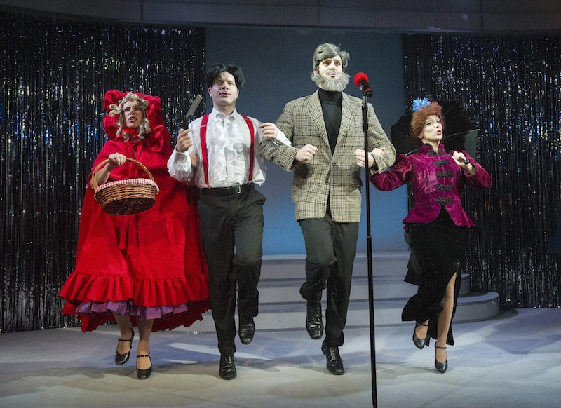Review: Forbidden Broadway