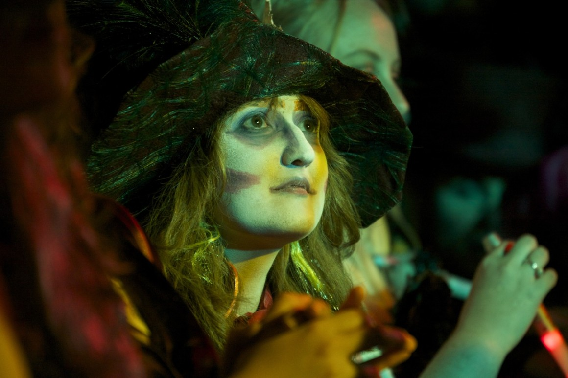 Witch shows will you be seeing? Image: Lisa Thomson