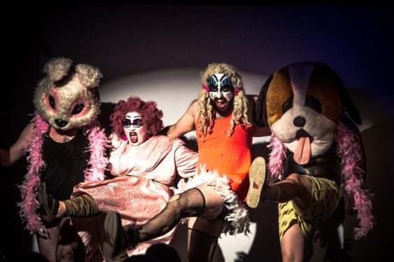 Baby Lame: Don't Call It A Comeback, appearing as part of the Mimetic Festival 2014