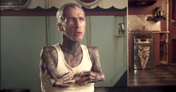 Mat Fraser is currently appearing in American Horror Story: Freakshow while his mother can be seen at the Barbican.
